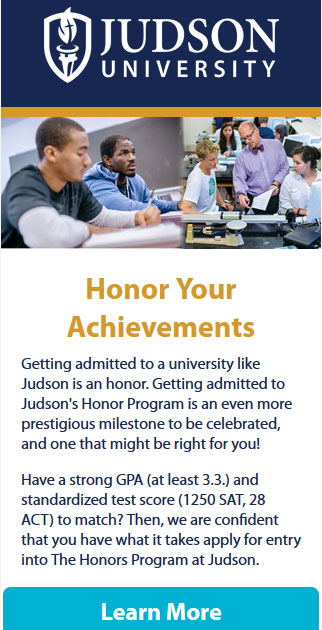 Judson University Honors Program